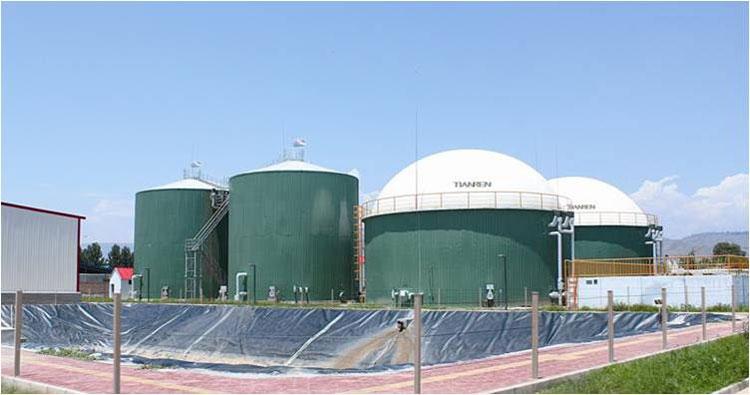 養豬場廢水處理工程